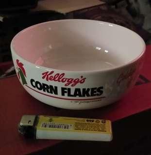 Corn Flakes promotion bowl