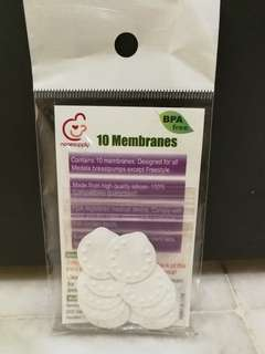 Nene supply 10pcs membranes