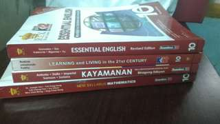 Used Gr. 10 Books