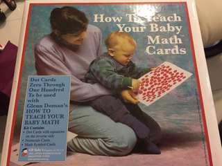 Glenn Doman Teach Your Child Maths