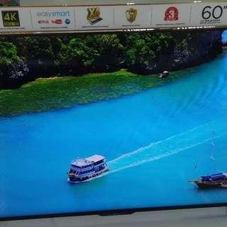 Sharp Smart TV LC-60UA440X Cukup DP + Free 1X Cicilan Tanpa CC