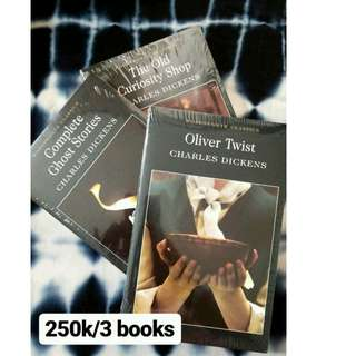 Paket Buku Charles Dickens (3 pc)