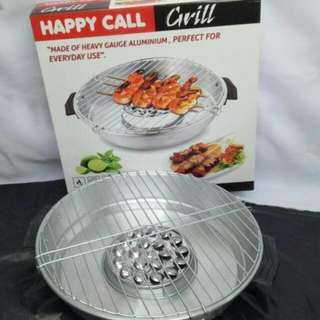 Happy Call Magic Grill Roaster Alat Panggang Praktis Tanpa Arang