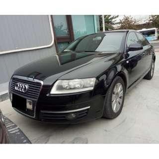 05年款   奧迪   A6    2.4   省稅進口車