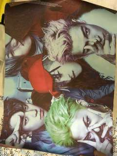 BIGBANG POSTER (official)