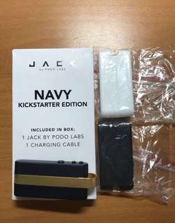 Jack by podo earphone Bluetooth adaptor
