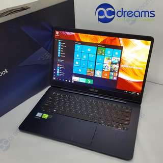 ASUS ZENBOOK UX430UN - GV027T [FACTORY REFRESHED] [PC Dreams Outlet]