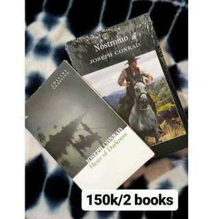 Paket Buku Joseph Conrad (2pc)