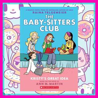 THE BABY SITTERS CLUB [FREE SHIPPING]
