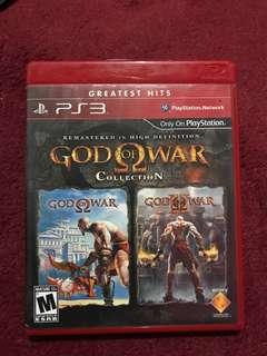 God od War Collection