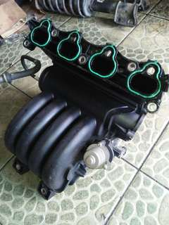 Manifold cps complete injector