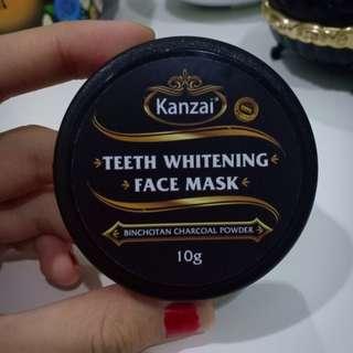Teeth Whitening & Face Mask