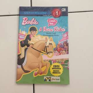 BARBIE STORY BOOK (2 BAHASA)