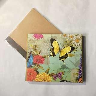 Butterfly Sticky Note Planner Assortment