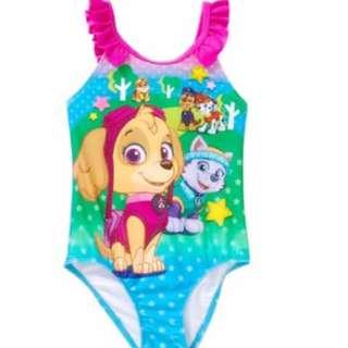 Paw Patrol Nickelodeon Swimsuit