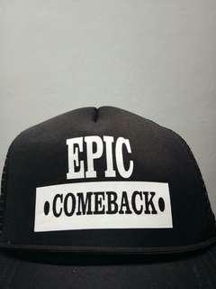 Topi epic comeback