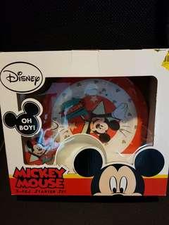 Disney 3-pc Starter kit