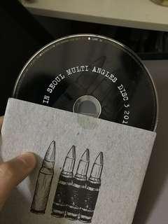 BIGBANG MULTI ANGLE DVD