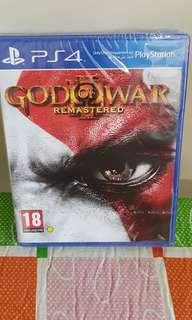 PS4 God of War 3 Remastered