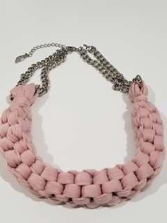 Stradivarius Pink Necklace