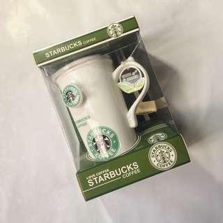 Love Coffee Starbucks Mug