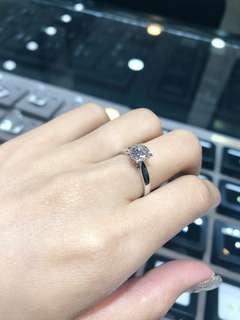 GIA 證書鑽石戒指