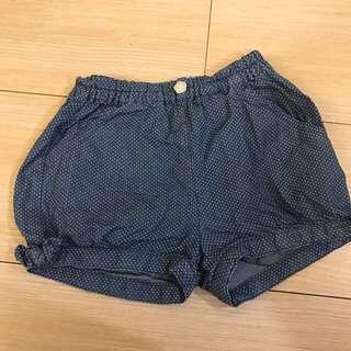 麗嬰房 女用短褲 110公分