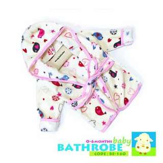 Baby Bathrobe - BE160