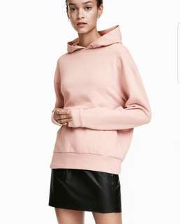 HNN H&M OVERSIZED HOODIE SWEATER