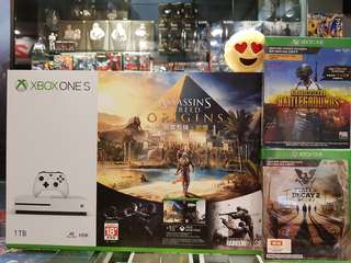 Xbox one Slim 1TB White