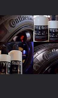 SG Deep Black Tire Shine (Tyre shine)
