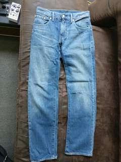 Vintage Levi's 502 Blue Jeans 29 X 33
