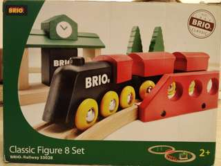 Brio train set - Classic Figure 8 Set