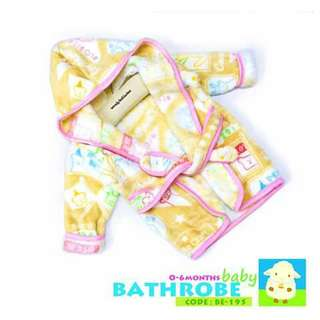 Baby Bathrobe - BE195