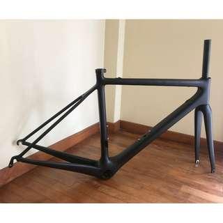 Carbon frame T1000 frameset