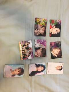 Nct/Ohmygirl/Lovelyz/丁海寅yes card