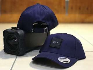 HUF DARK BLUE