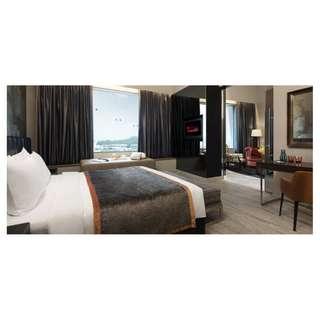 **SUITE ROOM**RWS STAYCATION 1NIGHT (Hardrock Hotel- Deluxe SUITE)
