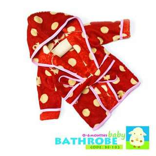 Baby Bathrobe - BE182