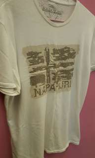 🚚 白色T恤 #S