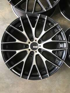 Rim ADV1 18 inch camry accord civic lancer elantra