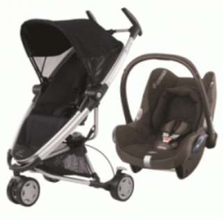 Quinny zap stroller with maxi cosy seat