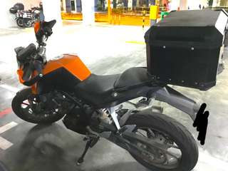 (NEGO) KTM DUKE 200(ABS)
