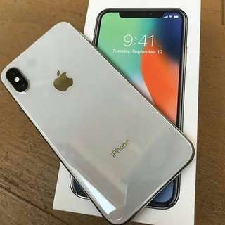 Kredit Iphone X 256GB