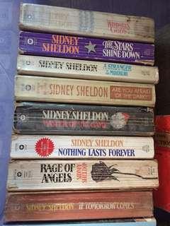 Sydney Sheldon Book Collections (bundle)