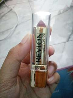 Revlon matte lipstik
