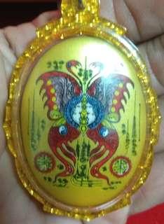 Thai Amulet KK BUTTERFLY LOCKET