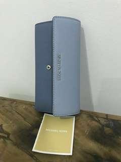 Michael Kors original wallet Blue