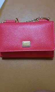 D&G wallet on chain