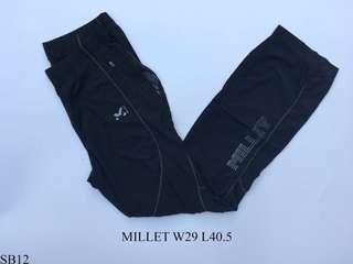 Millet Hiking Pants (SB12)